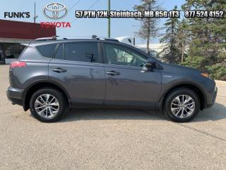 Used 2018 Toyota RAV4 AWD Hybrid LE+  - Heated Seats for sale in Steinbach, MB