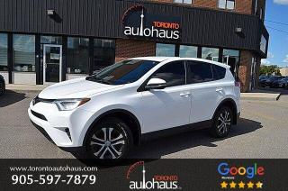 Used 2016 Toyota RAV4 LE I ALL WHEEL DRIVE I HWY KM for sale in Concord, ON