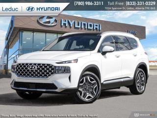 New 2022 Hyundai Santa Fe HYBRID Luxury for sale in Leduc, AB