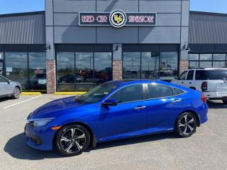 Used 2018 Honda Civic Touring CVT for sale in Thunder Bay, ON