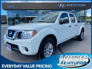Used 2017 Nissan Frontier SV V6 CREW 4x4 for sale in Port Hope, ON
