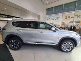New 2022 Hyundai Santa Fe HYBRID Luxury for sale in Calgary, AB