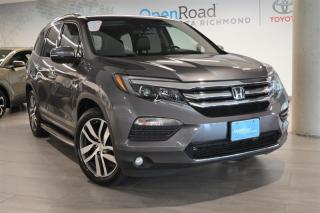 Used 2016 Honda Pilot Touring 9AT AWD for sale in Richmond, BC