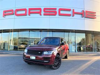 Used 2016 Land Rover Range Rover V8 Supercharged SWB for sale in Langley City, BC