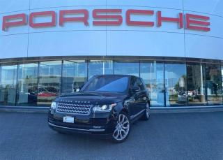 Used 2017 Land Rover Range Rover V6 HSE Diesel for sale in Langley City, BC
