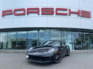 Used 2019 Porsche 911 Carrera T Coupe PDK for sale in Langley City, BC
