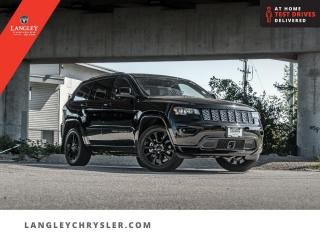 New 2021 Jeep Grand Cherokee Altitude  - Leather Seats for sale in Surrey, BC
