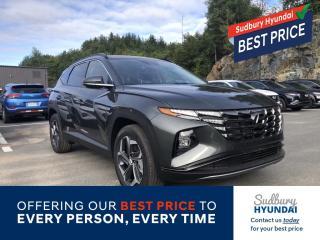 New 2022 Hyundai Tucson Hybrid Luxury for sale in Sudbury, ON