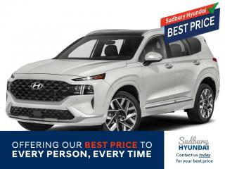 New 2022 Hyundai Santa Fe Ultimate Calligraphy for sale in Sudbury, ON