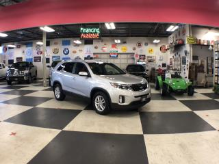 Used 2014 Kia Sorento LX V6 AWD 7 PASSENGERS AUT0 A/C WOOD TRIM for sale in North York, ON