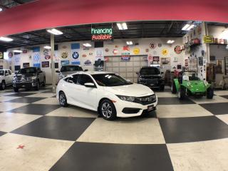 Used 2017 Honda Civic LX AUT0 A/C BACKUP CAMERA H/SEATS BLUETOOTH for sale in North York, ON