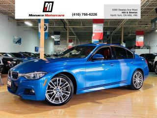 Used 2016 BMW 3 Series 340i xDrive - M Power Kit |M Exhaust | Heads up for sale in North York, ON