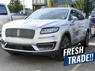 Used 2019 Lincoln Nautilus RESERVE for sale in Red Deer, AB