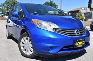 Used 2014 Nissan Versa Note SV - NO ACCIDENTS -  LOTS OF SERVICE RECORDS for sale in Oakville, ON