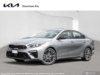 New 2021 Kia Forte GT DCT for sale in Vancouver, BC