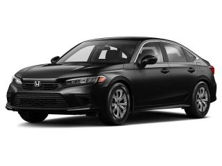 New 2022 Honda Civic Sdn LX CIVIC 4 DOORS for sale in Woodstock, ON