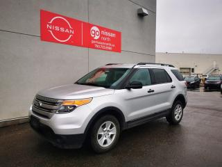 Used 2014 Ford Explorer EXPLORER/4WD/CLEAN CAR FAX! for sale in Edmonton, AB
