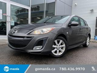 Used 2010 Mazda MAZDA3 GS for sale in Edmonton, AB