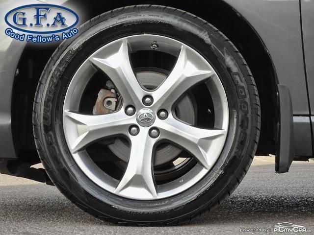 2011 Toyota Venza BASE MODEL, AWD, POWER SEAT, 3.5L 6CYL Photo6