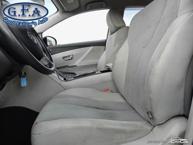 2011 Toyota Venza BASE MODEL, AWD, POWER SEAT, 3.5L 6CYL Photo7