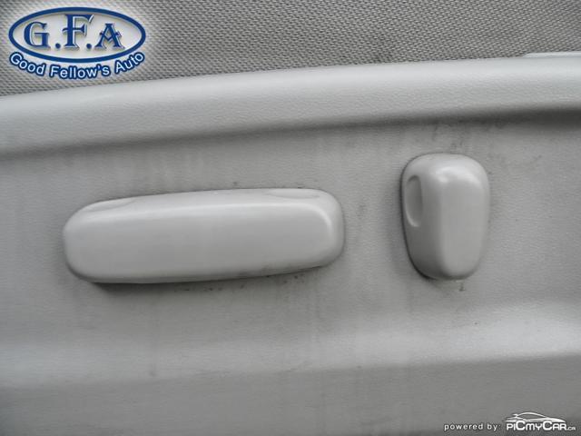 2011 Toyota Venza BASE MODEL, AWD, POWER SEAT, 3.5L 6CYL Photo8