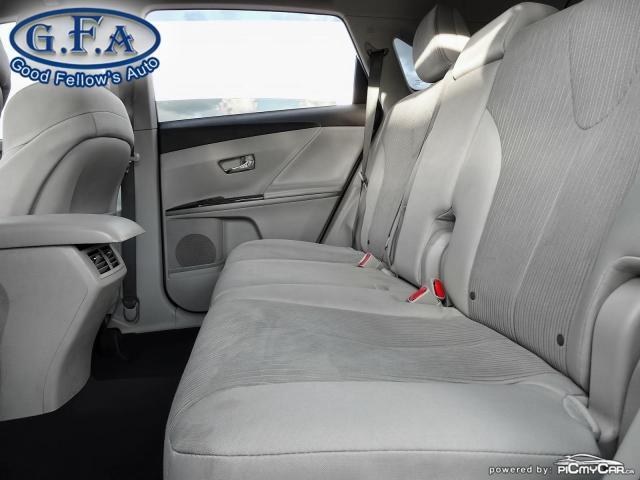 2011 Toyota Venza BASE MODEL, AWD, POWER SEAT, 3.5L 6CYL Photo9