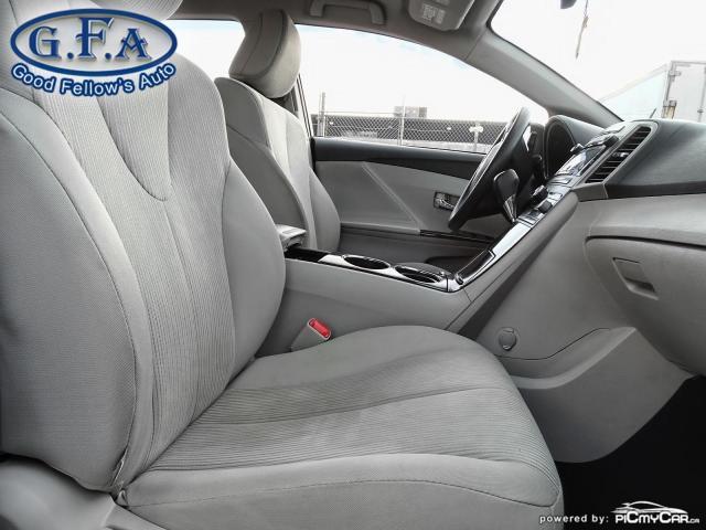 2011 Toyota Venza BASE MODEL, AWD, POWER SEAT, 3.5L 6CYL Photo10