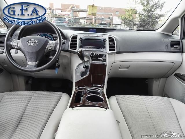 2011 Toyota Venza BASE MODEL, AWD, POWER SEAT, 3.5L 6CYL Photo11