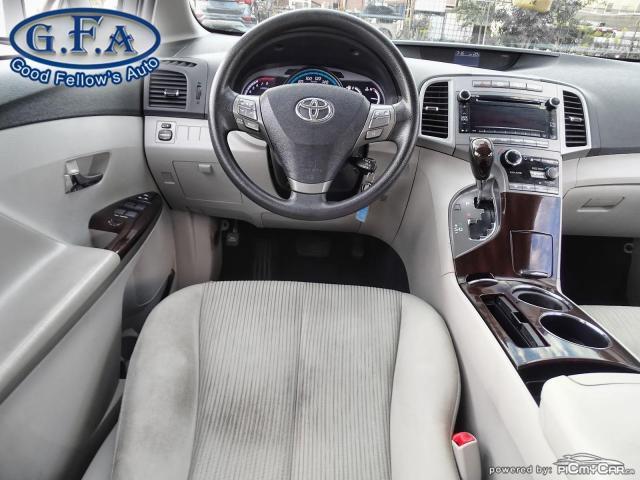 2011 Toyota Venza BASE MODEL, AWD, POWER SEAT, 3.5L 6CYL Photo12