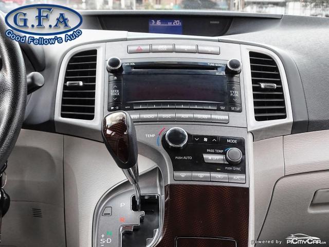 2011 Toyota Venza BASE MODEL, AWD, POWER SEAT, 3.5L 6CYL Photo13