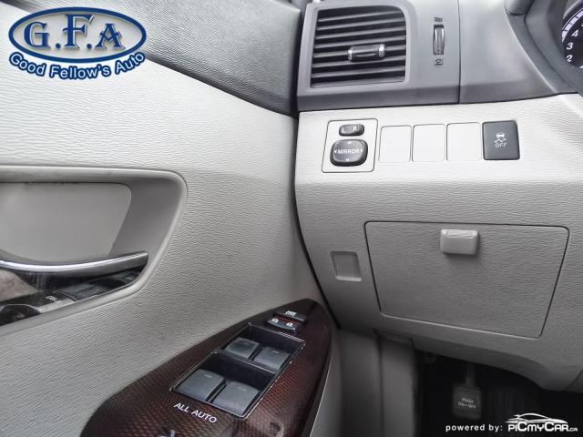 2011 Toyota Venza BASE MODEL, AWD, POWER SEAT, 3.5L 6CYL Photo14