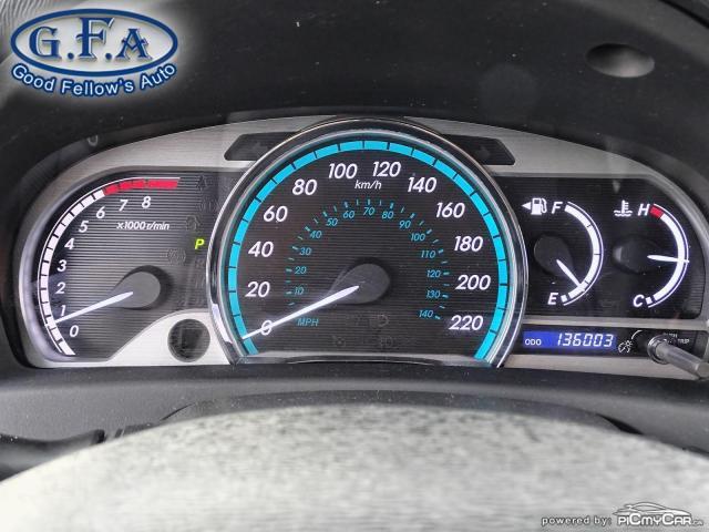 2011 Toyota Venza BASE MODEL, AWD, POWER SEAT, 3.5L 6CYL Photo15