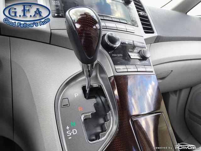 2011 Toyota Venza BASE MODEL, AWD, POWER SEAT, 3.5L 6CYL Photo17