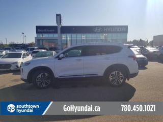 Used 2019 Hyundai Santa Fe ULTIMATE/AWD/BLIND SPOT/COOLED HEATED SEATS/NAVI/PANO for sale in Edmonton, AB