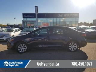 Used 2020 Toyota Corolla LE/HEATED SEATS/BLUETOOTH/BACK UP CAM for sale in Edmonton, AB