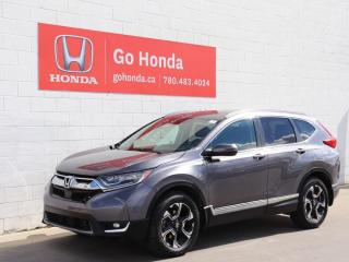 Used 2019 Honda CR-V Touring AWD for sale in Edmonton, AB