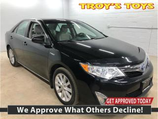 Used 2013 Toyota Camry HYBRID XLE for sale in Guelph, ON