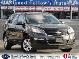 2014 Chevrolet Traverse LS MODEL, POWER SEAT, REARVIEW CAMERA, 7PASS