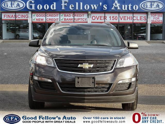 2014 Chevrolet Traverse LS MODEL, POWER SEAT, REARVIEW CAMERA, 7PASS Photo2