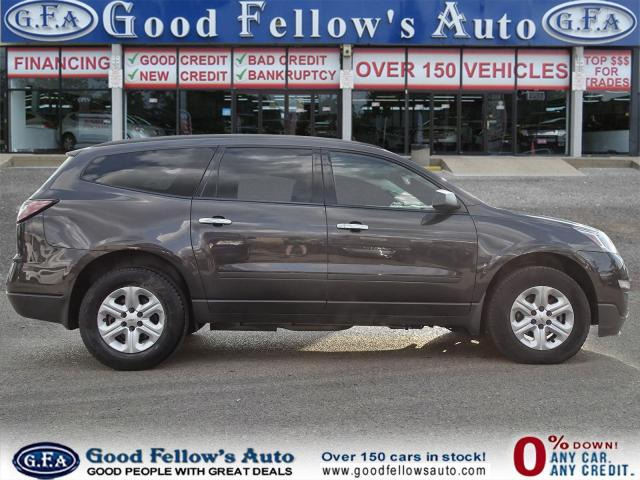 2014 Chevrolet Traverse LS MODEL, POWER SEAT, REARVIEW CAMERA, 7PASS Photo3