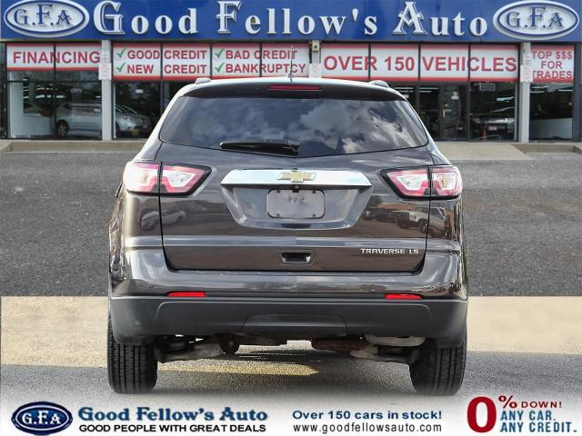 2014 Chevrolet Traverse LS MODEL, POWER SEAT, REARVIEW CAMERA, 7PASS Photo4
