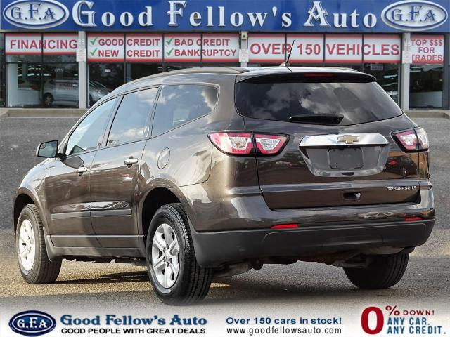 2014 Chevrolet Traverse LS MODEL, POWER SEAT, REARVIEW CAMERA, 7PASS Photo5