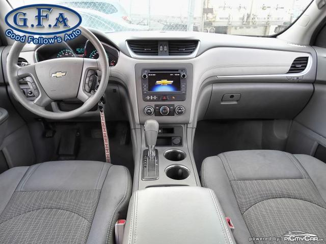 2014 Chevrolet Traverse LS MODEL, POWER SEAT, REARVIEW CAMERA, 7PASS Photo11