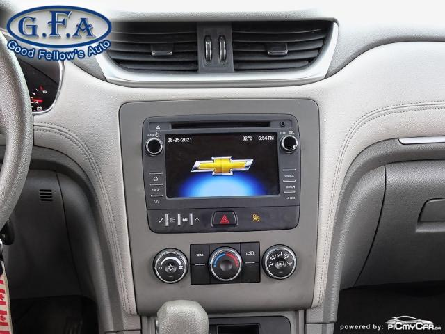 2014 Chevrolet Traverse LS MODEL, POWER SEAT, REARVIEW CAMERA, 7PASS Photo13