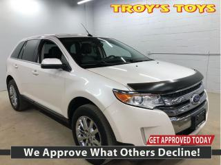 Used 2013 Ford Edge Limited for sale in Guelph, ON