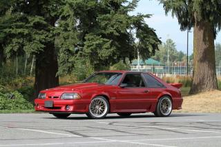 Used 1992 Ford Mustang GT for sale in Langley, BC