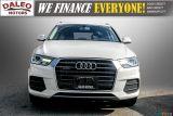 2016 Audi Q3 Progressiv / LEATHER / NAVI / PANOROOF /BACKUP CAM Photo35
