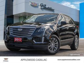 Used 2017 Cadillac XT5 Luxury ONE OWNER, AWD, NAV, PANORAMIC SUNROOF AND LOTS MORE for sale in Mississauga, ON
