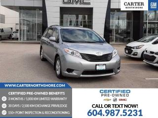 Used 2014 Toyota Sienna 7 PASSENGER for sale in North Vancouver, BC
