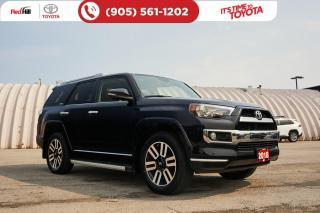 Used 2018 Toyota 4Runner SR5 for sale in Hamilton, ON